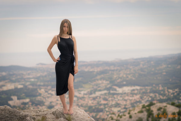 lucy shooting photo portrait collaboration photographe toulon adailydream modele robe