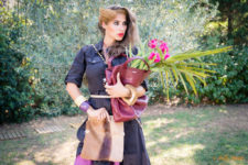 shooting photo portrait collaboration photographe aix en provence adailydream koddes sacs fleurs
