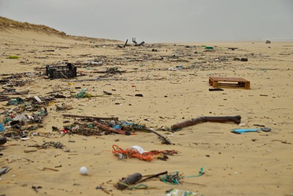 photo photographe adailydream france plage conscience pollution