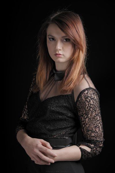 laurie shooting photo portrait studio collaboration orvault photographe adailydream maquillage